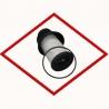 Oil filter cartridge MANN LC 10 003 x for Liebherr D 9508