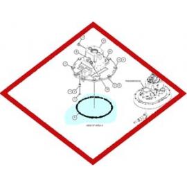 Уплотнение круглого сечения OEM для Caterpillar 1743357