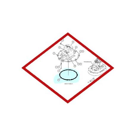 Уплотнение круглого сечения Caterpillar 1743357