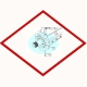 Уплотнение круглого сечения Caterpillar 6V5553