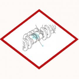 Плита упорная Caterpillar 7C6209