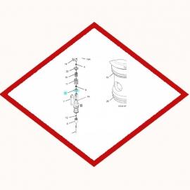 Шайба 2090962 OEM для Caterpillar