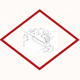 Клапан воздушный OEM 1114374 для Caterpillar