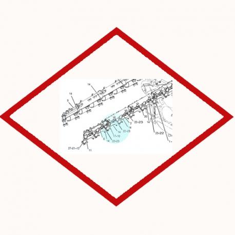 Коннектор Caterpillar 1986067