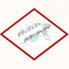 Коннектор OEM 1986067 для Caterpillar